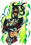 Mortal Kombat X - Alternative Ermac by Shiranui94