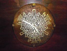 Snowflake 7 2.Clock by Fulstein