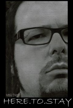 Here To Stay -Jonathan Davis- by RomancedWithWhispers
