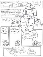 tmnt DBM page5 by WolffangComics