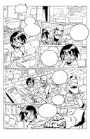 Mousse Preview page1 by NachoMon