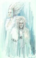 Jadis+Jareth by Pika-la-Cynique