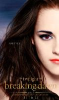 Breaking Dawn Part 2. Bella poster by DashaTwilight
