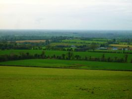 On The Hill Of Tara by Impure-Escape