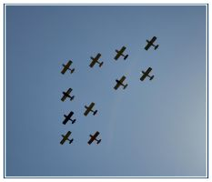 Formation III by rrbushey