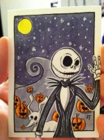 There's a Nightmare Before Christmas by johnnyism