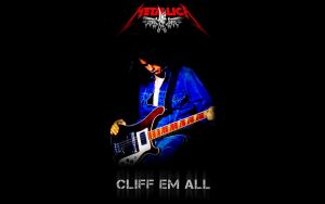 cliff burton by cliffemall2010