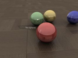 Spheres by Fez92