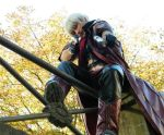 Dante's cosplay by WhoreOfTheDevil