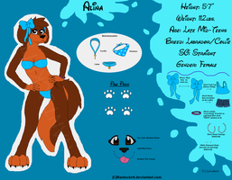 Alina Reference 2013(Anthro) by Nantuckett