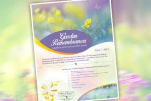 Sharon S. Richardson Community Hospice - Brochure by AshTwin