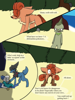 PMD: EoH Chapter 1 - 20 by Evildraws