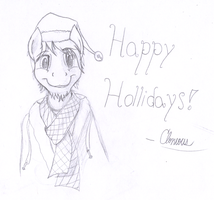 happy Holidays! by InMyDefence