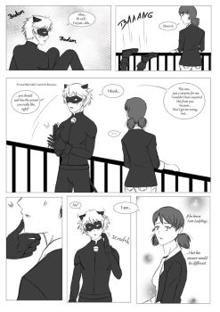 ML Comic: Puurrrove It! (MariChat) Page 3 by 19Gioia93