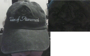 Tales of Atonement logo Hat by ToAtoneArt