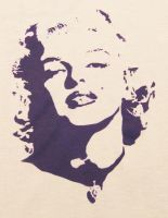 marilyn monroe by ScribblingTend