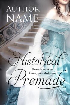 Historical Book Cover Premade Cover by fionajayde