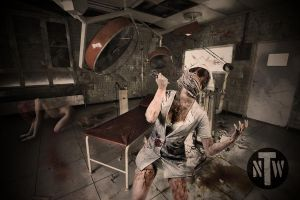 Silent Hill Hospital by NonToxicWaste