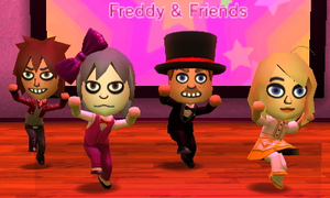 Freddy and Friends by Kitty-McGeeky97