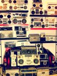 Boomboxes by Daeo