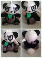 Pancham OOAK Pokemon plush for sale by LRK-Creations
