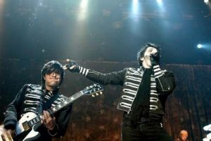 .Frank Iero And Gerard Way. by MCRfansister