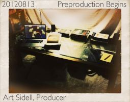 Preproduction Begins by arizonaAlbatross