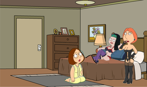 Family Guy Lovers Request by QTcomics