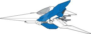 Arwing by nejinoki