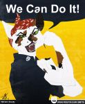 We Can Do It by stoiske