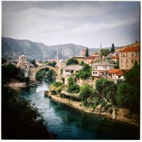 ...Mostar... by kmetos