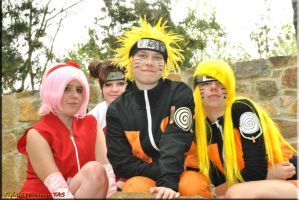 Naruto's Girls by AniCosOfficial
