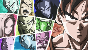 Fighters Of The Universe 7 by SaoDVD