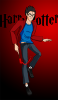Harry Potter by Rotae