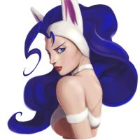 Alvin Lee's Felicia Darkstalkers by Hanszs