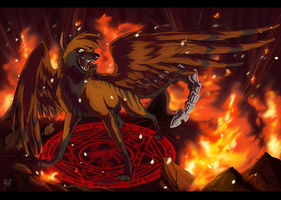 The Devils call - Commission by Kairi292