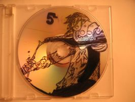 One piece Cd 05 by LeVerDeTerre