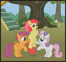 Cutie Mark Crusaders by Goofycabal