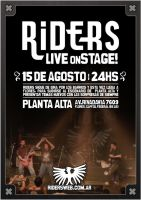 Riders Live onStage V.2 by ariguanas