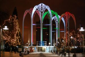 Pac. Science Center_Christmas by Bspacewiz2