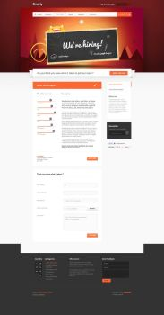 Smarty - Business Portfolio for Creative Agencies3 by DaJyDesigns