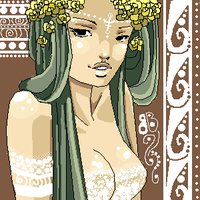 Green Henna by Learic