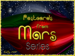 Postcards from Mars Title Bar by barbieq25