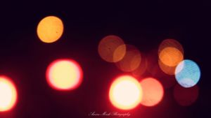 Bokeh Full HD Wallpaper by en1m4
