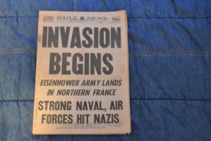 WW2 News Paper by Jaws1996