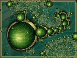 Greenstones by theaver