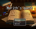 Marith's quest (Game in development) by Ngggrye58