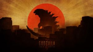 Godzilla wallpaper by RockLou
