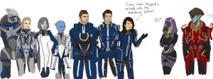 Normandy Crew Blue by efwp