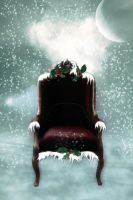 Santa's Chair by Avahlon-Stock